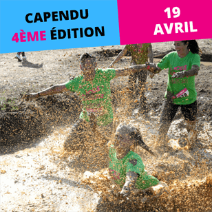 Course obstacle Capendu 4eme edition 2020